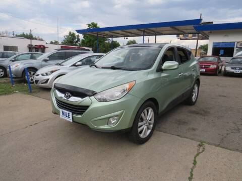 2011 Hyundai Tucson for sale at Nile Auto Sales in Denver CO