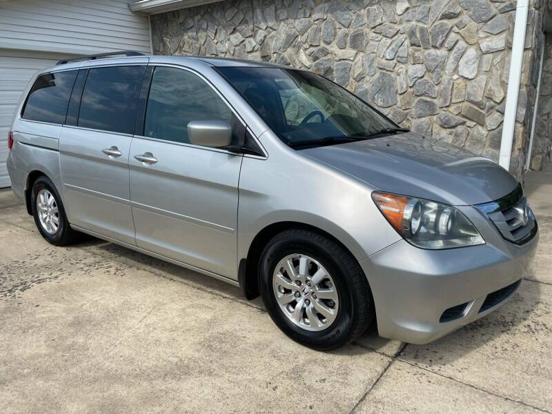 2008 Honda Odyssey for sale at Jack Hedrick Auto Sales Inc in Madison NC