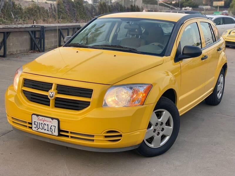 2007 Dodge Caliber for sale at Gold Coast Motors in Lemon Grove CA