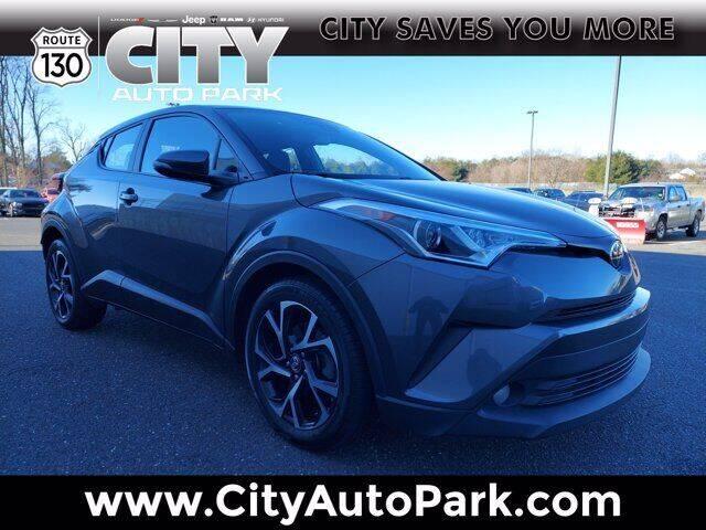 2018 Toyota C-HR for sale at City Auto Park in Burlington NJ