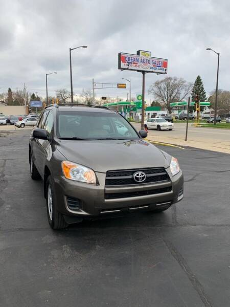 2012 Toyota RAV4 for sale at Dream Auto Sales in South Milwaukee WI