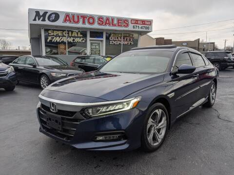 2018 Honda Accord for sale at Mo Auto Sales in Fairfield OH