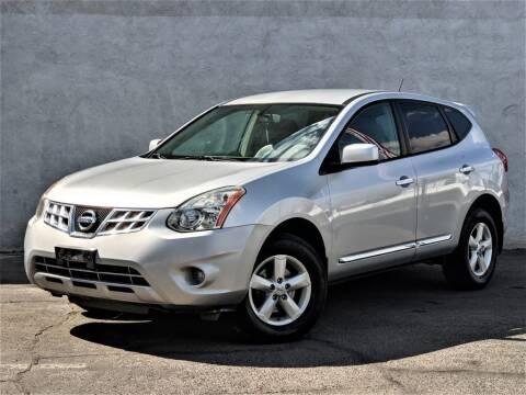 2013 Nissan Rogue for sale at Divine Motors in Las Vegas NV
