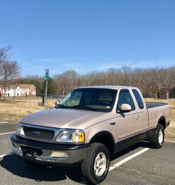 1997 Ford F-150 for sale at ONE NATION AUTO SALE LLC in Fredericksburg VA