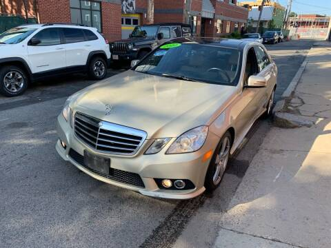 2010 Mercedes-Benz E-Class for sale at Rockland Center Enterprises in Roxbury MA
