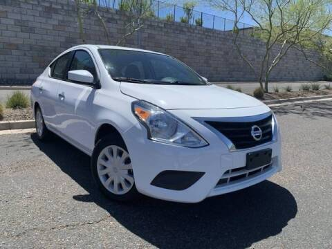 2019 Nissan Versa for sale at MyAutoJack.com @ Auto House in Tempe AZ