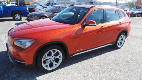 2013 BMW X1 for sale at Unlimited Auto Sales in Upper Marlboro MD