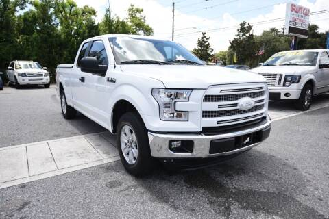 2016 Ford F-150 for sale at Grant Car Concepts in Orlando FL