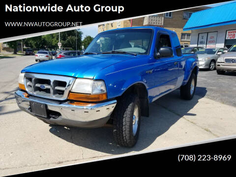 2000 Ford Ranger for sale at Nationwide Auto Group in Melrose Park IL