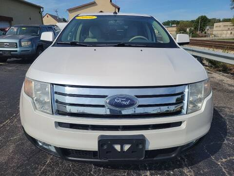 2010 Ford Edge for sale at Discovery Auto Sales in New Lenox IL