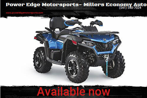 2021 CF Moto CForce 600 Touring for sale at Power Edge Motorsports- Millers Economy Auto in Redmond OR