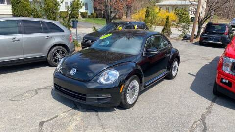 2014 Volkswagen Beetle for sale at Millennium Auto Group in Lodi NJ