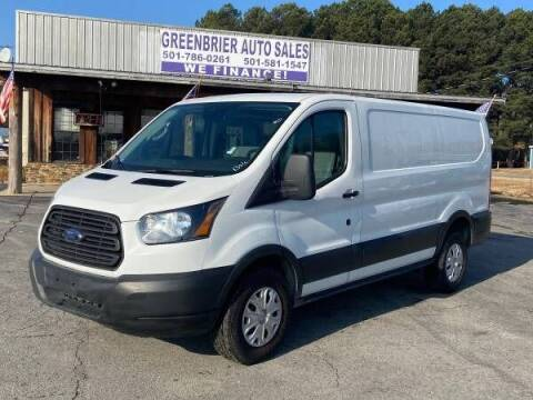 2016 Ford Transit Cargo for sale at Greenbrier Auto Sales in Greenbrier AR