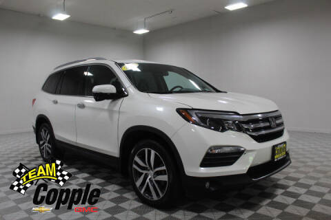 2017 Honda Pilot for sale at Copple Chevrolet GMC Inc in Louisville NE