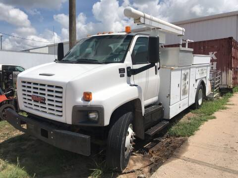 2005 GMC C7500 for sale at Discount Auto Sales in Wichita KS