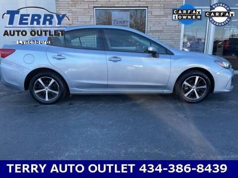2019 Subaru Impreza for sale at Terry Auto Outlet in Lynchburg VA