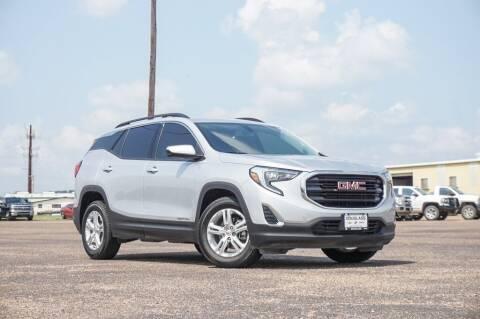 2018 GMC Terrain for sale at Douglass Automotive Group - Douglas Chevrolet Buick GMC in Clifton TX
