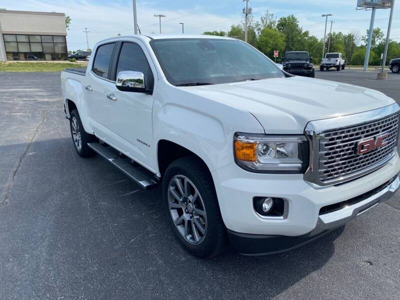 2019 GMC Canyon for sale at Davco Auto in Fort Wayne IN