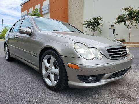 2005 Mercedes-Benz C-Class for sale at ELAN AUTOMOTIVE GROUP in Buford GA
