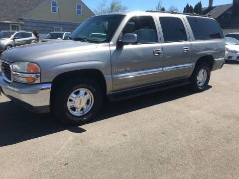 2001 GMC Yukon XL for sale at Chuck Wise Motors in Portland OR