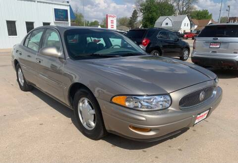 2000 Buick LeSabre for sale at Spady Used Cars in Holdrege NE