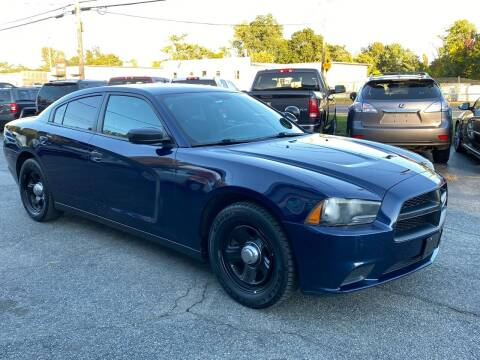 2014 Dodge Charger for sale at MetroWest Auto Sales in Worcester MA