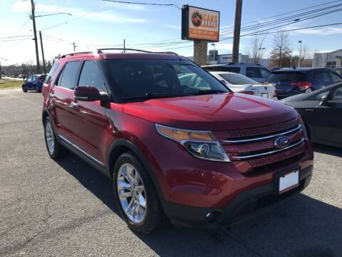 2011 Ford Explorer for sale at Cars 4 Grab in Winchester VA