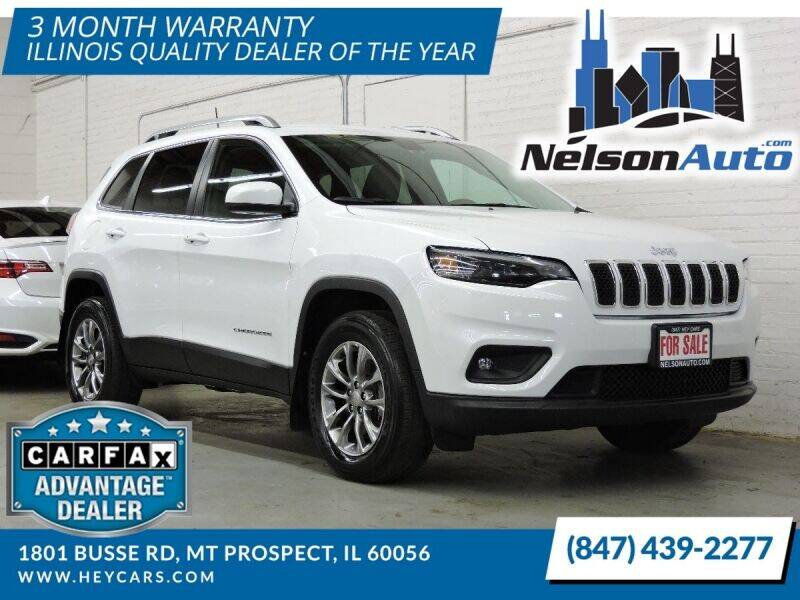 2019 Jeep Cherokee for sale in Mount Prospect, IL