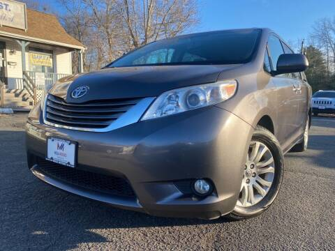 2013 Toyota Sienna for sale at Mega Motors in West Bridgewater MA