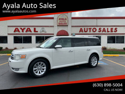 2011 Ford Flex for sale at Ayala Auto Sales in Aurora IL