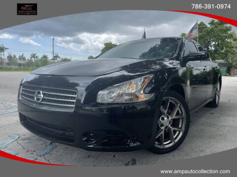 2014 Nissan Maxima for sale at Amp Auto Collection in Fort Lauderdale FL