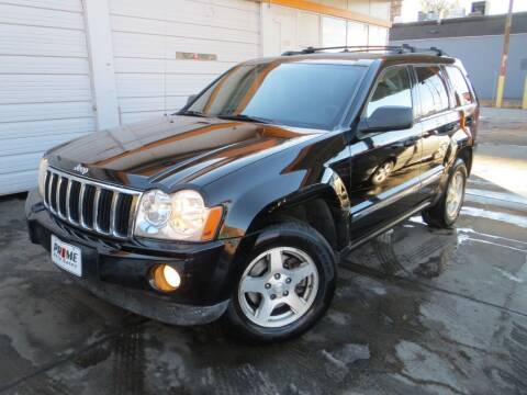 2007 Jeep Grand Cherokee for sale at PR1ME Auto Sales in Denver CO
