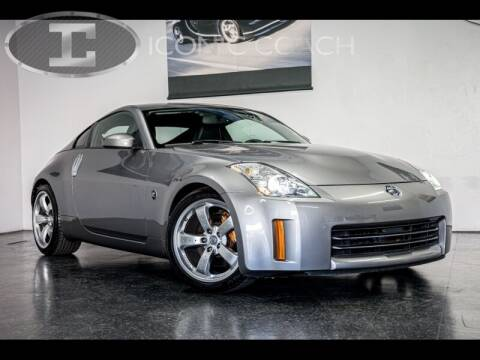 2007 Nissan 350Z for sale at Iconic Coach in San Diego CA