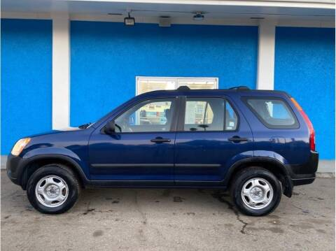 2004 Honda CR-V for sale at Khodas Cars in Gilroy CA