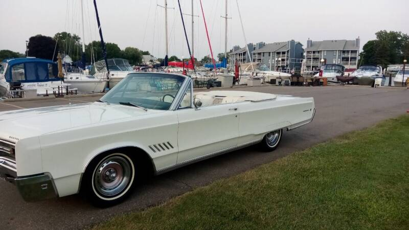 1968 Chrysler 300 for sale at Heartbeat Used Cars & Trucks in Harrison Township MI