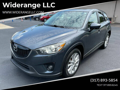 2013 Mazda CX-5 for sale at Widerange LLC in Greenwood IN