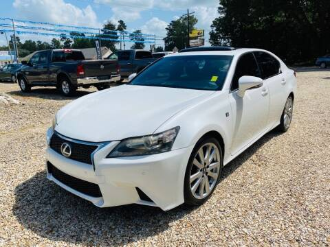 2013 Lexus GS 350 for sale at Southeast Auto Inc in Walker LA