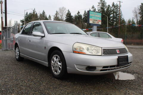 2003 Saturn L-Series for sale at Summit Auto Sales in Puyallup WA