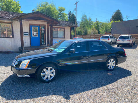2007 Cadillac DTS for sale at Sawtooth Auto Sales in Hailey ID
