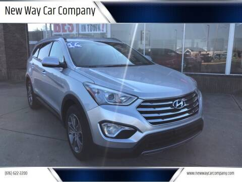 2014 Hyundai Santa Fe for sale at New Way Car Company in Grand Rapids MI