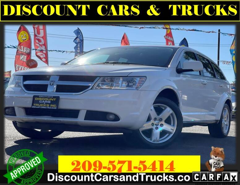 2009 Dodge Journey for sale at Discount Cars & Trucks in Modesto CA