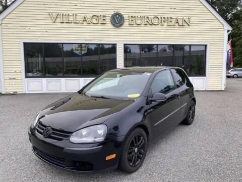 2008 Volkswagen Rabbit for sale at Village European in Concord MA