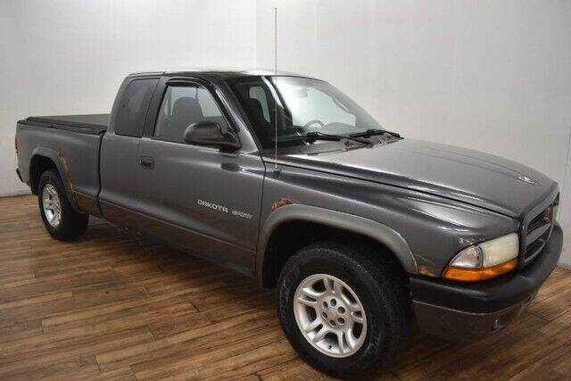 2002 Dodge Dakota 2dr Club Cab Sport 2WD SB - Grand Rapids MI