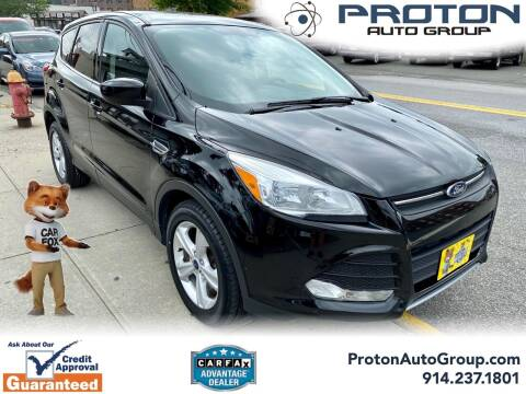 2016 Ford Escape for sale at Proton Auto Group in Yonkers NY