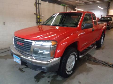 2005 GMC Canyon for sale at Herman Motors in Luverne MN