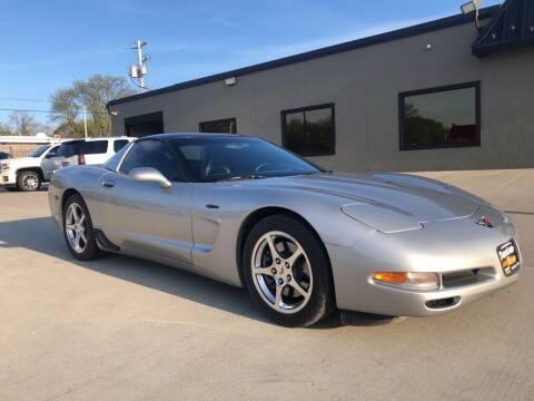 2004 Chevrolet Corvette for sale at Tigerland Motors in Sedalia MO