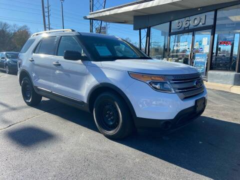 2013 Ford Explorer for sale at Smart Buy Car Sales in St. Louis MO