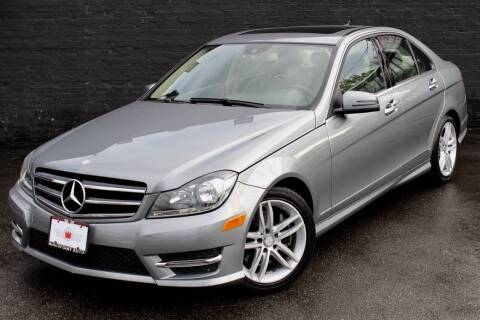 2014 Mercedes-Benz C-Class for sale at Kings Point Auto in Great Neck NY
