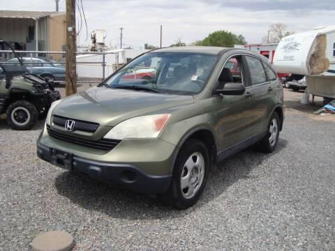 2008 Honda CR-V for sale at One Community Auto LLC in Albuquerque NM