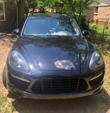 2013 Porsche Cayenne for sale at R Garage Auto Sales in Decatur GA